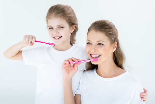 Teach Your Child Importance Of Brushing Riverstone